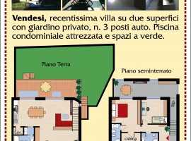 nuova villa 2 superfici via vassallo