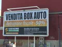 box auto varie metrature in via laterza. detrazione fiscale del 50%